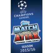 Topps Champions League 15/16