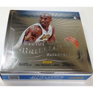 2012-13 Panini Brilliance Basketball Hobby Doboz NBA