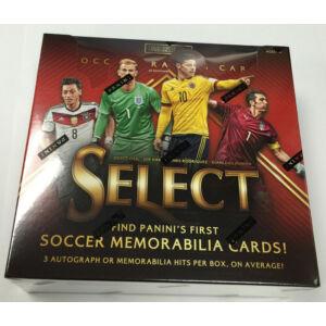 2015 Panini Select Soccer Hobby doboz