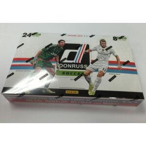 2016-17 Donruss Soccer Hobby doboz (24 csomag/doboz)