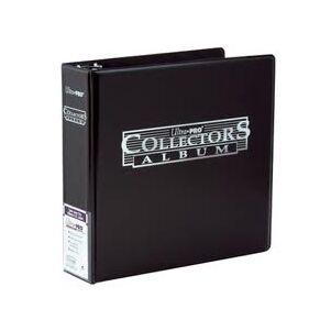 """Ultra Pro gyűjtőalbum 3"""" fekete"""