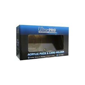 Ultra Pro hoki korong és kártya tartó - Műanyagból
