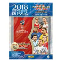 2018 Panini FIFA World Cup Russia Adrenalyn XL kezdő csomag - Angol kiadás