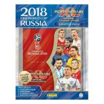 2018 Panini FIFA World Cup Adrenalyn XL kezdő csomag - Angol kiadás