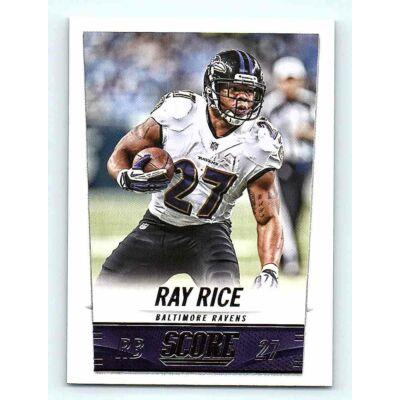 2014-15 Panini Score Base #18 Ray Rice
