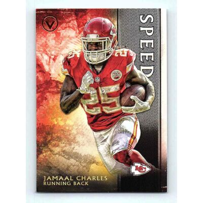 2015-16 Topps Valor Speed #119 Jamaal Charles