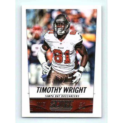 2014-15 Score Base #214 Timothy Wright