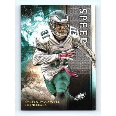 2015-16 Topps Valor Speed #54 Byron Maxwell