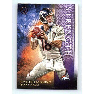 2015-16 Topps Valor Strength #10 Peyton Manning