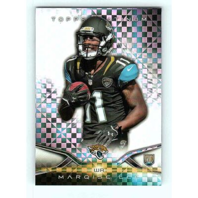 2014-15 Topps Platinum Base X-Fractor #113 Marqise Lee RC