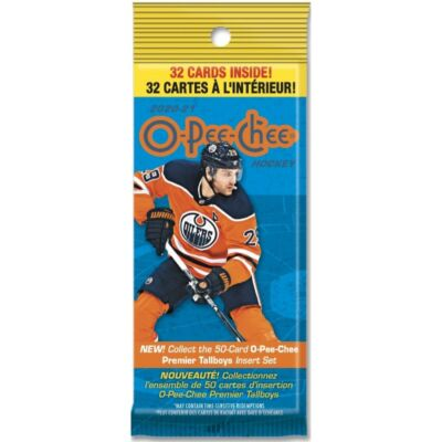 2020-21 Upper Deck O-Pee-Chee Hockey Jumbo csomag