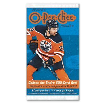 2020-21 Upper Deck O-Pee-Chee Hockey Retail csomag