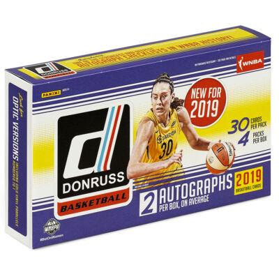 2019 Donruss WNBA Basketball Hobby doboz