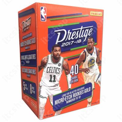 2017-18 Prestige Basketball Blaster doboz