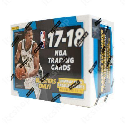 2017-18 Donruss Optic Basketball Hobby doboz