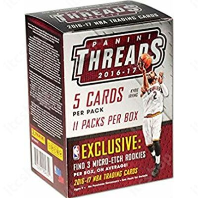 2016-17 Threads Basketball Blaster doboz