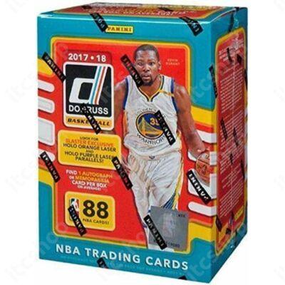 2017-18 Donruss Basketball Blaster doboz