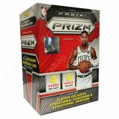 2017-18 Prizm Basketball Blaster doboz