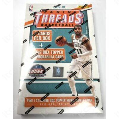 2017-18 Threads Basketball Hanger doboz