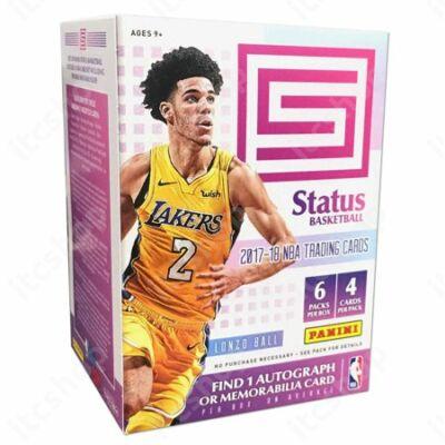 2017-18 Status Basketball Blaster doboz