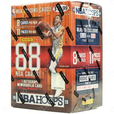 2018-19 NBA Hoops Basketball Hobby doboz