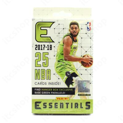 2017-18 Essentials Basketball Hanger box