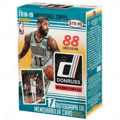 2018-19 Donruss Basketball Blaster doboz