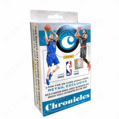 2018-19 Chronicles Basketball Hanger doboz