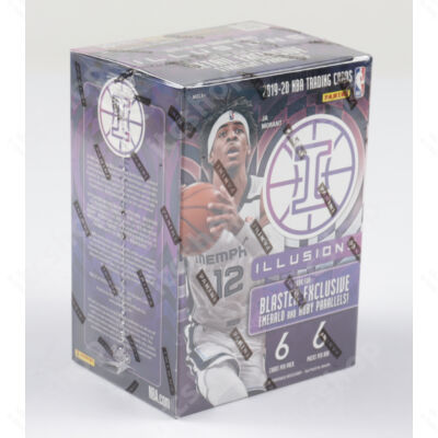 2019-20 Illusions Basketball Blaster doboz