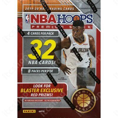 2019-20 NBA Hopps Premium Stock Basketball Blaster doboz