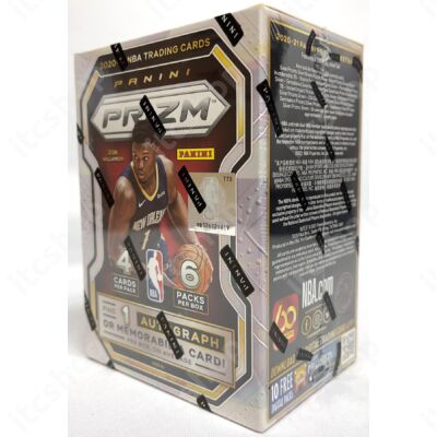 2020-21 Prizm Basketball Blaster doboz