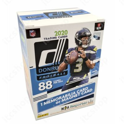 2020 Donruss Football Blaster doboz