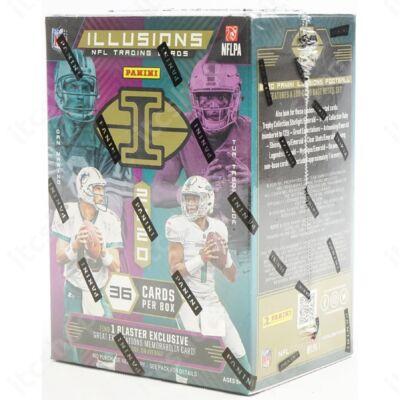 2020 Illusions Football Blaster doboz