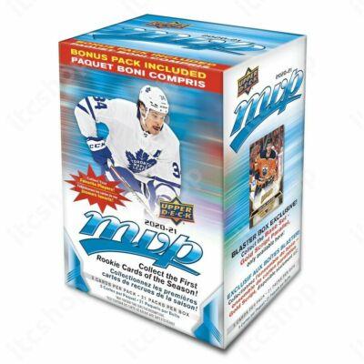 2020-21 Upper Deck MVP Hockey Blaster doboz