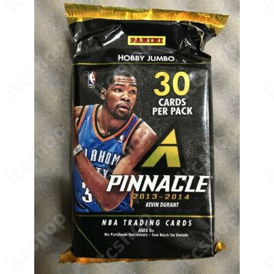 2013-14 Panini Pinnacle Basketball Jumbo csomag (1db)