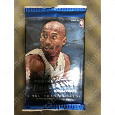 2012-13 Panini Brilliance Basketball Hobby csomag