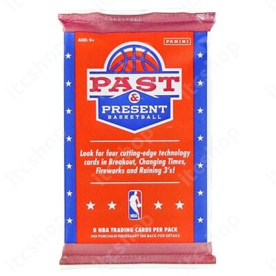 2011-12 Panini Past & Present Basketball Hobby csomag (1db)