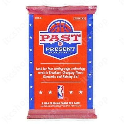 2011-12 Panini Past & Present Basketball Hobby csomag (1db)