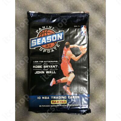 2010-11 Panini Season Update Basketball Hobby csomag (1db)