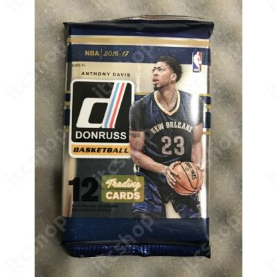 2016-17 Donruss Basketball Hobby csomag
