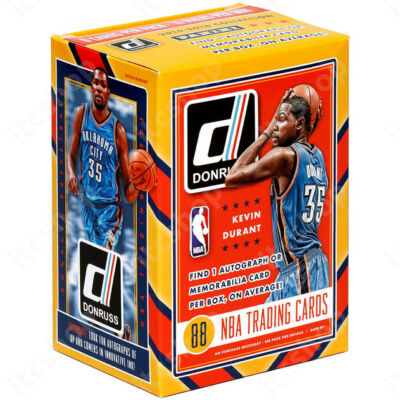 2015-16 Donruss Basketball Blaster doboz
