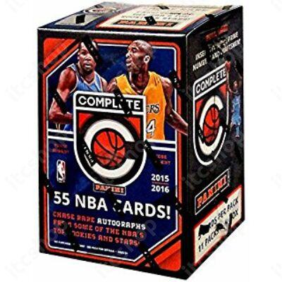 2015-16 Complete Basketball Blaster doboz