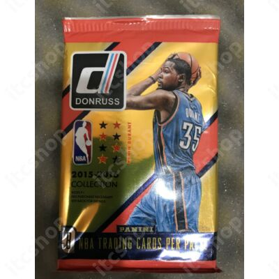 2015-16 Donruss Basketball retail csomag