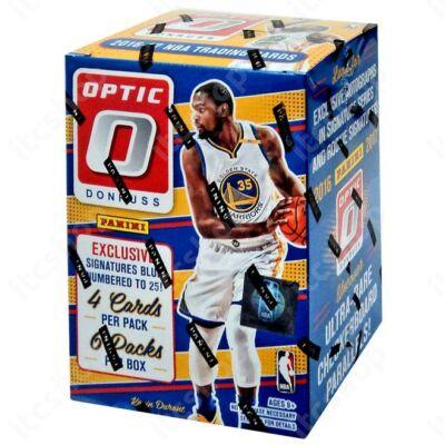 2016-17 Donruss Optic Basketball Blaster doboz