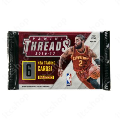 2016-17 Threads Basketball Hobby csomag