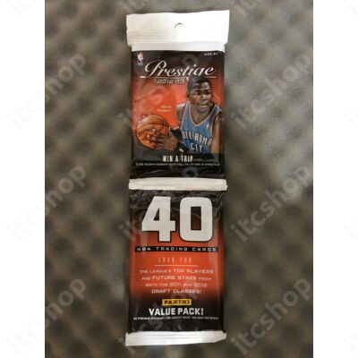 2012-13 Panini Prestige Basketball Value Rack csomag