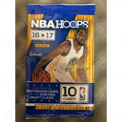 2016-17 NBA Hoops Basketball retail csomag
