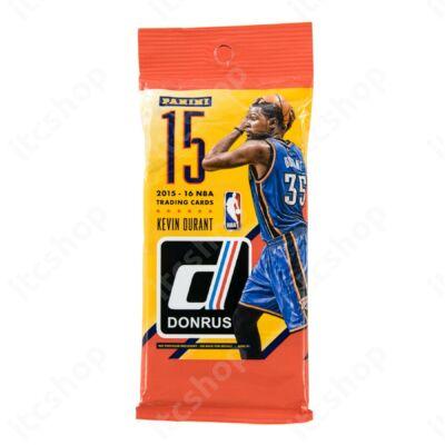 2015-16 Donruss Basketball Fat Pack csomag