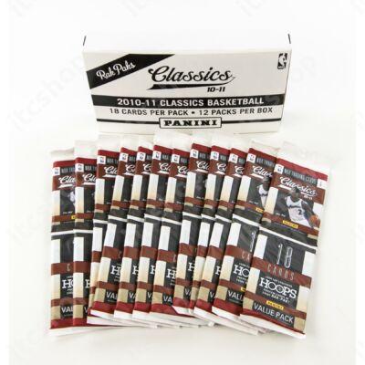 2010-11 Classics Rack Pack csomag