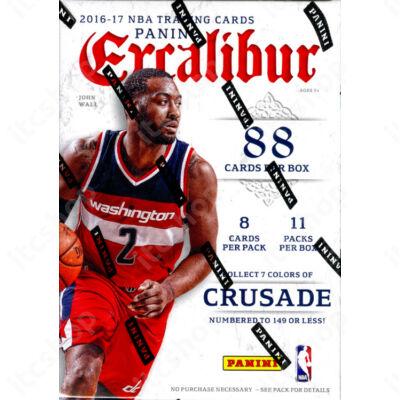 2016-17 Excalibur Basketball Blaster doboz